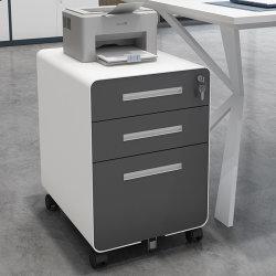 Pedestal Mobile Office tamaño carta de presentación Archivo de tamaño Legal cajón archivador