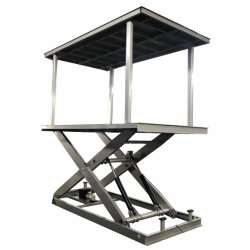 ヘビーデューティ坑内 / ピットシザープラットフォーム / テーブルカーエレベーター / ホイスト / スタッカ油圧パーキングリフト