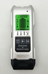 Multi 2 em 1 Medidor de Umidade do examinador de umidade localizador do prisioneiro de Detector de Metais ferramenta automática