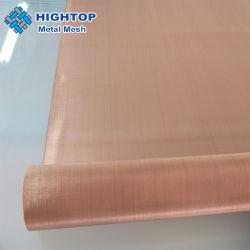 Ligamento Tafetán Twill tejido de malla de alambre de cobre