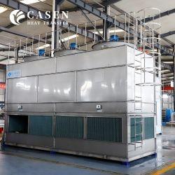 China Fornecedor de boa qualidade para o sistema de refrigeração do condensador de emissões por evaporação