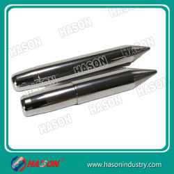 Novo Estilo de verticalidade 0,002mm DIN9861 Piercing pinos de perfuração
