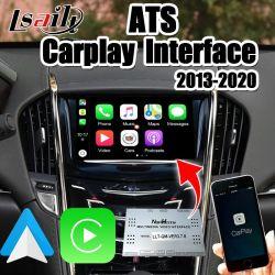 Беспроводной Carplay Apple и Android Auto адаптер интерфейса для САР Xts Xt5 2013-2020 с Youtube, видеовход для добавления камер