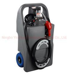 serbatoio diesel portatile 100L per il trasferimento di combustibile con la pompa elettrica dell'ugello di Atuomatic