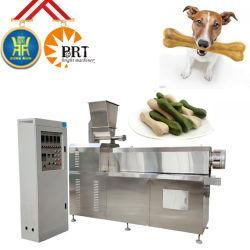 Facile produzione cane Chew Food Process Line cane animale domestico masticare Linea di lavorazione degli alimenti per spuntini ossei