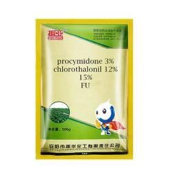 Gases fumigantes vegetal Trips pulgón insecticida Mosca Blanca procimidona el 3% Clorotalonil 12% 15% Fu