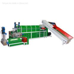 cabezal de roscar hidráulico de la extrusora de plástico para Pelletizer regenerativa.