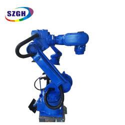 6축 로봇 암 자동 MIG 용접 로봇 암 조정자 로봇 밀링 로봇 암