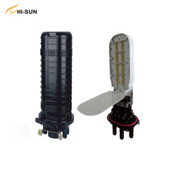 광섬유 장비 수직 유형 96 코어 돔 광섬유 스플라이스 마개