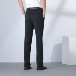 Comercio al por mayor nuevo diseño de moda ropa hombre pantalones de Algodón Stretch de alta calidad Stock Rip pantalones