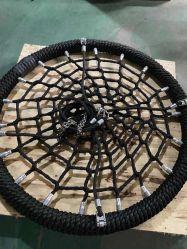 Vendita a caldo Parco giochi Nestle Swing Net Spider Rope Climbing Net