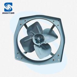 Depósito de metal pesado ventilação eléctrica montada na parede Industrial Exaustor