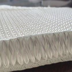 3D de 8mm Parabeam laminados para depósito de aceite, tejido de tela de fibra de vidrio