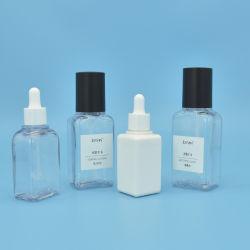 De haut Grade 100ml, 120ml émulsion d'emballage de produits cosmétiques bouteille au tube de descente bouteille Bouteille de cosmétique