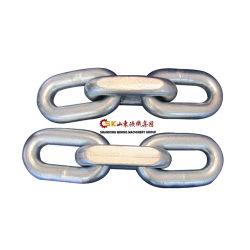 Catena galvanizzata collegamento carboniero della catena di convogliatore della cinghia 34*126 per il commercio all'ingrosso