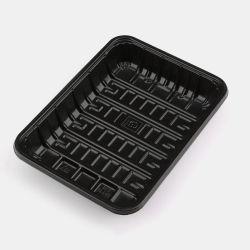 食品等級のプラスチック月ケーキの包装の皿を包むプラスチックフルーツサラダの容器のカスタム使い捨て可能なプラスチックまめ
