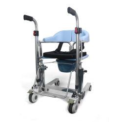 ステンレススチール CE 認定のトプメディホイールシャワーとバスコモモード 椅子