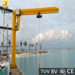 1ton ton ton 35eléctrico de columna de la grúa pluma precio de venta