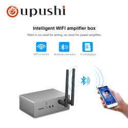 Muzo 지적인 WiFi 증폭기 상자 WiFi 모듈 배경 음악을%s 필요 배선 연결 셀룰라 전화 APP 통제 없음