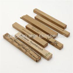 Виды упаковки из бамбука зубная щетка