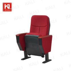 Dobra plástica Igreja Audiência Cadeira de reunião para mobiliário de sala de aula (KL-703)