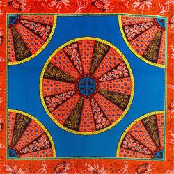 Cera Real Africana Java Super wax Super wax tecido Color-Woven impresso para o vestuário da China Fabricante
