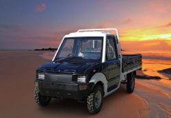أرخص سيارة كهربائية صينية EEC معتمدة مدينة جديدة مستخدمة سيارة بيك أب وVans Lithium Battery Truck High Speed Mileage (مسافة طويلة لشاحنة بطارية الليثيوم Vans)
