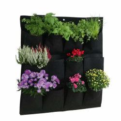 Parede Vertical travando bolsos da Plantadeira Piscina Piscina planta crescer Bag