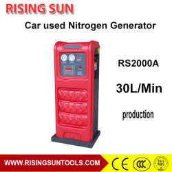 Авторемонтное оборудование автомобиля давление в шинах генератора азота
