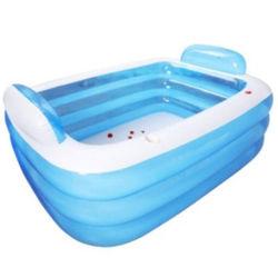 К услугам гостей из ПВХ пластика воспроизведение надувной камерой портативные бассейны для детей