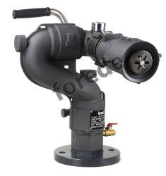 Liga de alumínio da alavanca manual de Controle Manual canhões de água Monitor Monitor de fogo sobre a venda