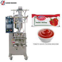 آلة تعبئة السكيت والسوشي صلصة الطماطم التلقائية