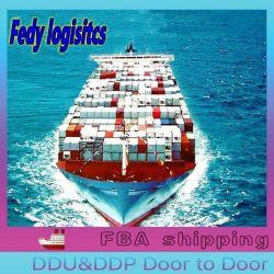 DDP Sea Freight Shipping a Lagos/tema/Louis/Sydney/Melbourne/Brisbane/Auckland/ France FBA Amazon Agents Tariffe logistiche spedizioniere Logistica Air Express