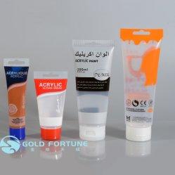 Cuidado de Piel Personal producto de belleza de lavado de cara el tubo de crema de envases de plástico