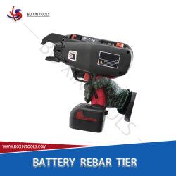 Elektrische automatische Rebar Bindemaschine Bauwerkzeug für 6-40mm Rebar Bindung