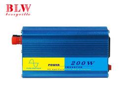محول عامل بالطاقة الشمسية 150 واط 200 واط 300 واط 500 واط 800 واط وسعة 1 واط 2 كيلو واط 2500 واط، 3 واط، تيار مباشر 12/24 فولت إلى تيار متردد 100-120/220-240 فولت
