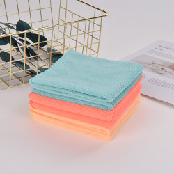 Hot sale serviette de nettoyage personnalisable serviette de table en microfibre textile Multipurpose Terry Cloth Washing Outils de nettoyage pour la cuisine, lavage de voiture