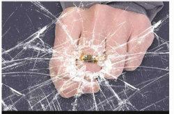 안전 생존 링 도구 자동차 창문 차단기 자가 방어 스테인리스 스틸 링 핑거 디펜스 링 도구 실버 골드 블랙 색상 인명 구조 도구 Esg13054