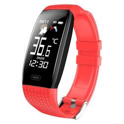 スポーツの健康の追跡者の人の女性のためのスマートな時計用バンドQ1