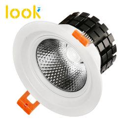 디스트리뷰터 LED 램프 천장 빛 에너지 절약 램프 기술설계 옥수수 속은 아래로 빛을 더럽힌다