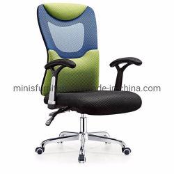 (M-OC304) كرسي دوار جديد من النسيج الشبكي مع كثافة عالية القوائم الإسفنجية والألمنيوم