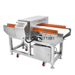 Cinta transportadora del túnel de alimentos industriales Máquina de detector de metales para la alimentación
