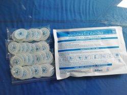 Electrodos de ECG de médicos desechables con certificado ISO13485