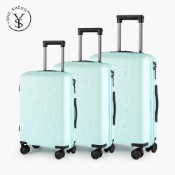 سعر الجملة 3 قطع حقائب السفر غير قابلة للكسر أمتعة PP الترولى مجموعات