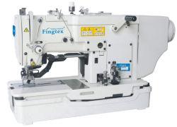 Hochgeschwindigkeitssteppstich-gerade Taste, die industrielle Nähmaschine durchlöchert