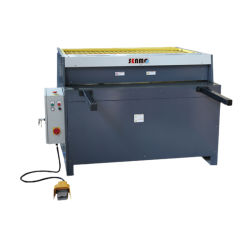 Máquina cizalla P11-3X2050 para la esquila de lámina metálica
