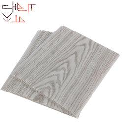 Fabricante chinês cor madeira-Fábrica Branco Puro Design Madeira Cielo Raso Banheiro decorativos de revestimento de parede de PVC de instrumentos do painel do forro de PVC