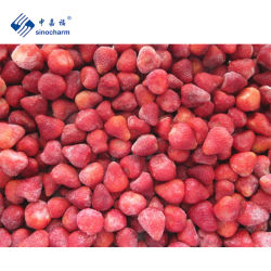 SinoCharm BRC-A 승인 15-25mm A13 IQF 딸기 얼린 딸기