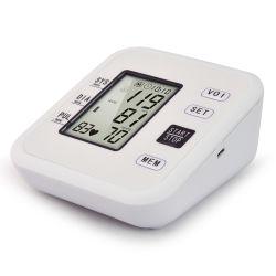 Home Use Portable Blood Pressure Meter Automatic Blood Test [جهاز قياس ضغط الدم التلقائي]