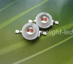 Светодиоды высокой мощности 5 Вт светодиод расти красного 660 нм, 650 нм